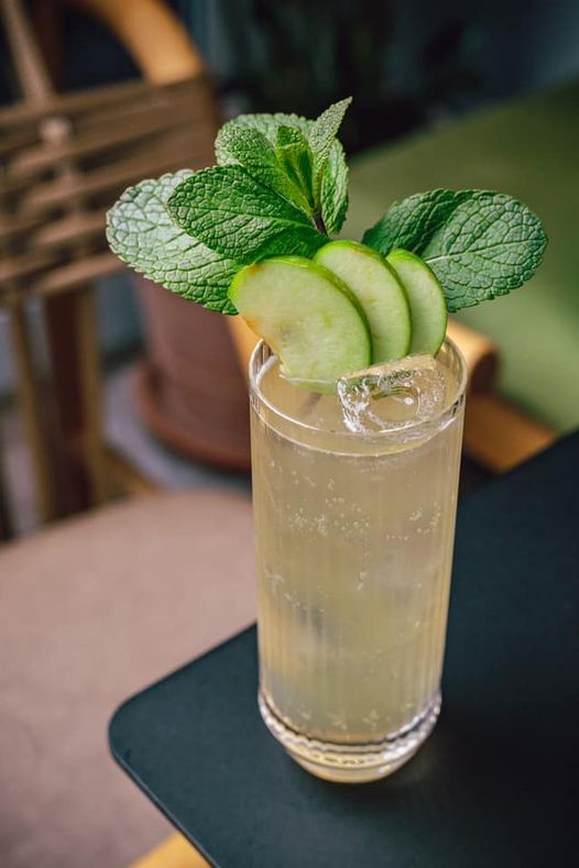 Diablesse Caribbean Rum, Apple & Ginger