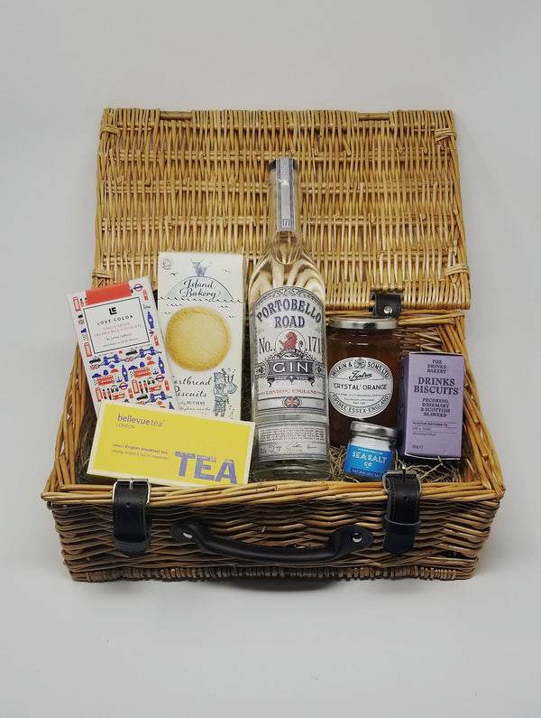 Festive Hampers from Portobello Road Gin