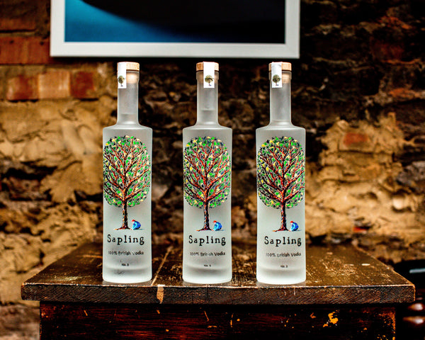 Sapling Spirits Vodka and Cocktails