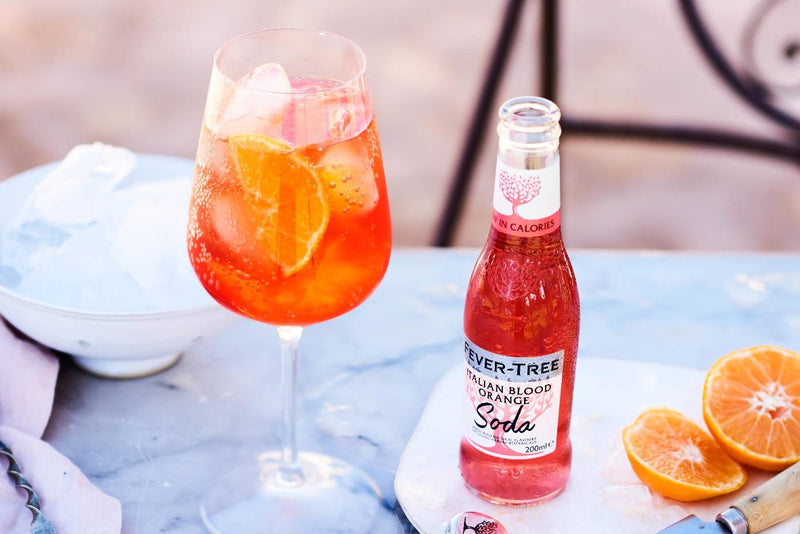 Fever-Tree Blood Orange Soda 200ml x12