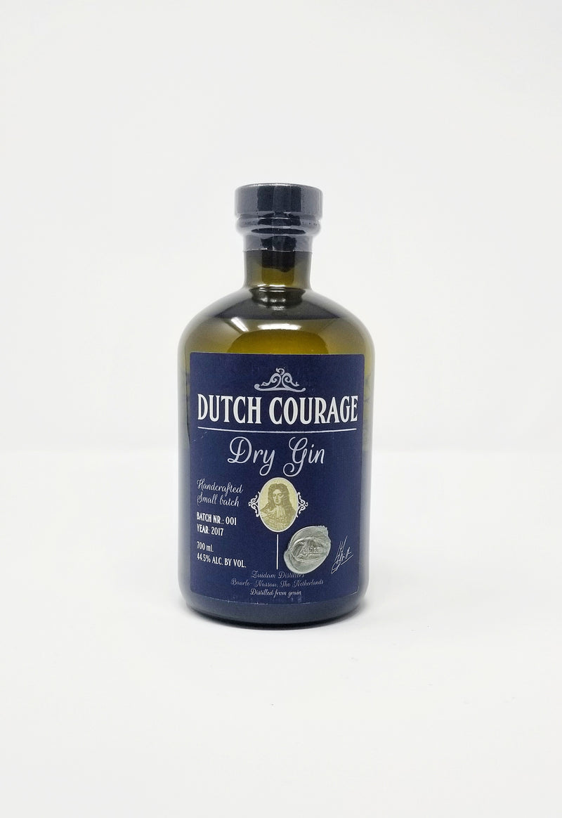 Dutch Courage Dry Gin - The Distillery London