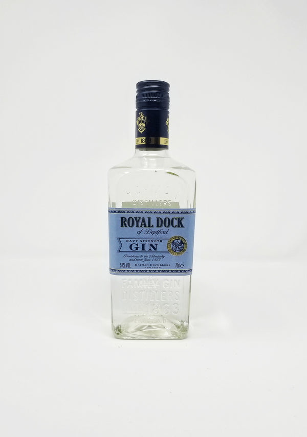 Hayman's Royal Dock Gin - The Distillery London