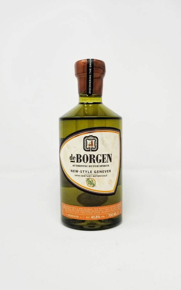 De Borgen New Style Genever - The Distillery London