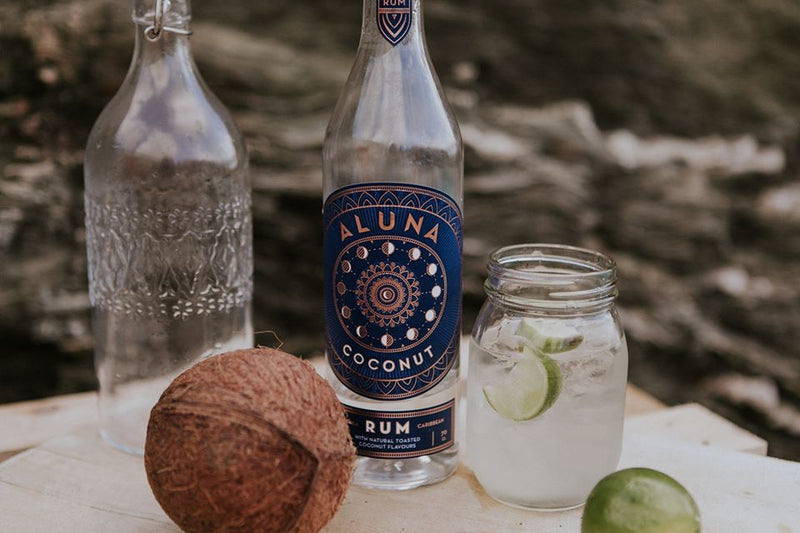 Aluna Coconut Rum - The Distillery London