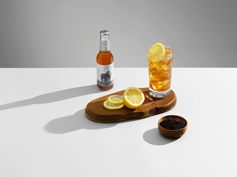 Two Keys Mixers - Black Tea 200ml x12 - The Distillery London