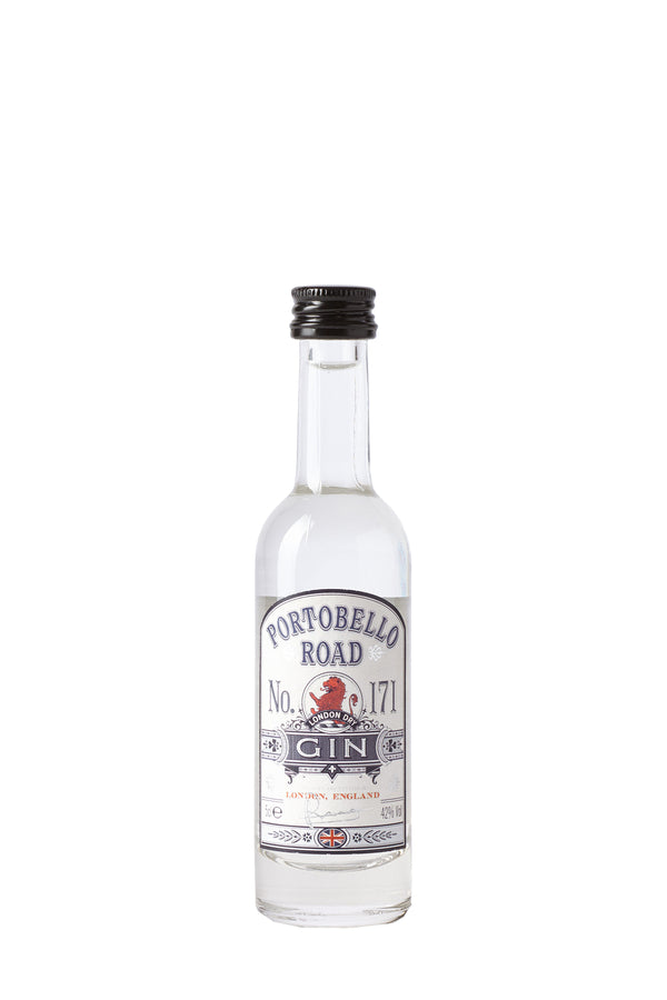 Portobello Road Gin Miniature - The Distillery London