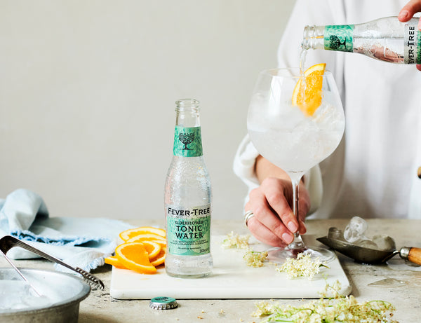 Fever-tree Elderflower Tonic 200ml x12 - The Distillery London