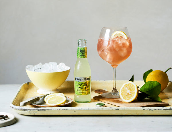 Fever-tree Lemon Tonic 200ml x12 - The Distillery London