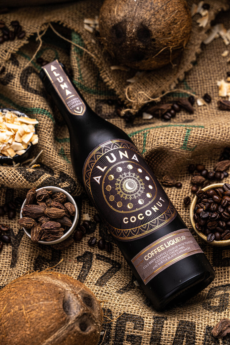 Aluna Coconut Coffee Liqueur