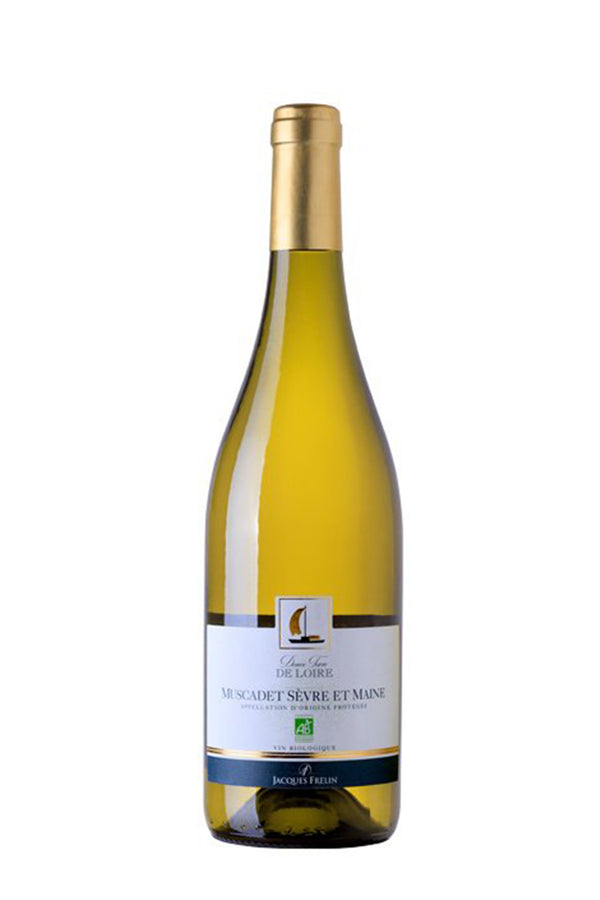 Jacques Frelin Organic Muscadet, France