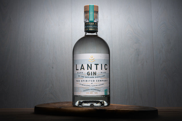 Lantic Gin - The Distillery London