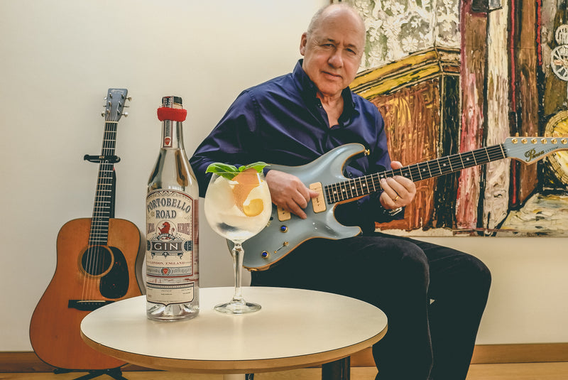 Portobello Road Gin Local Heroes | Mark Knopfler
