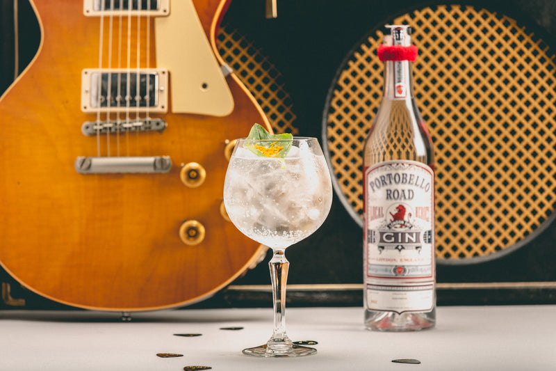 Portobello Road Gin Local Heroes | Mark Knopfler - The Distillery London