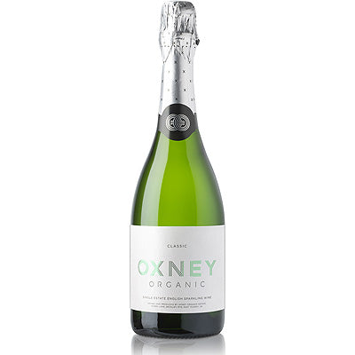 Organic Estate Sparkling, Oxney Estate, England - Vegan