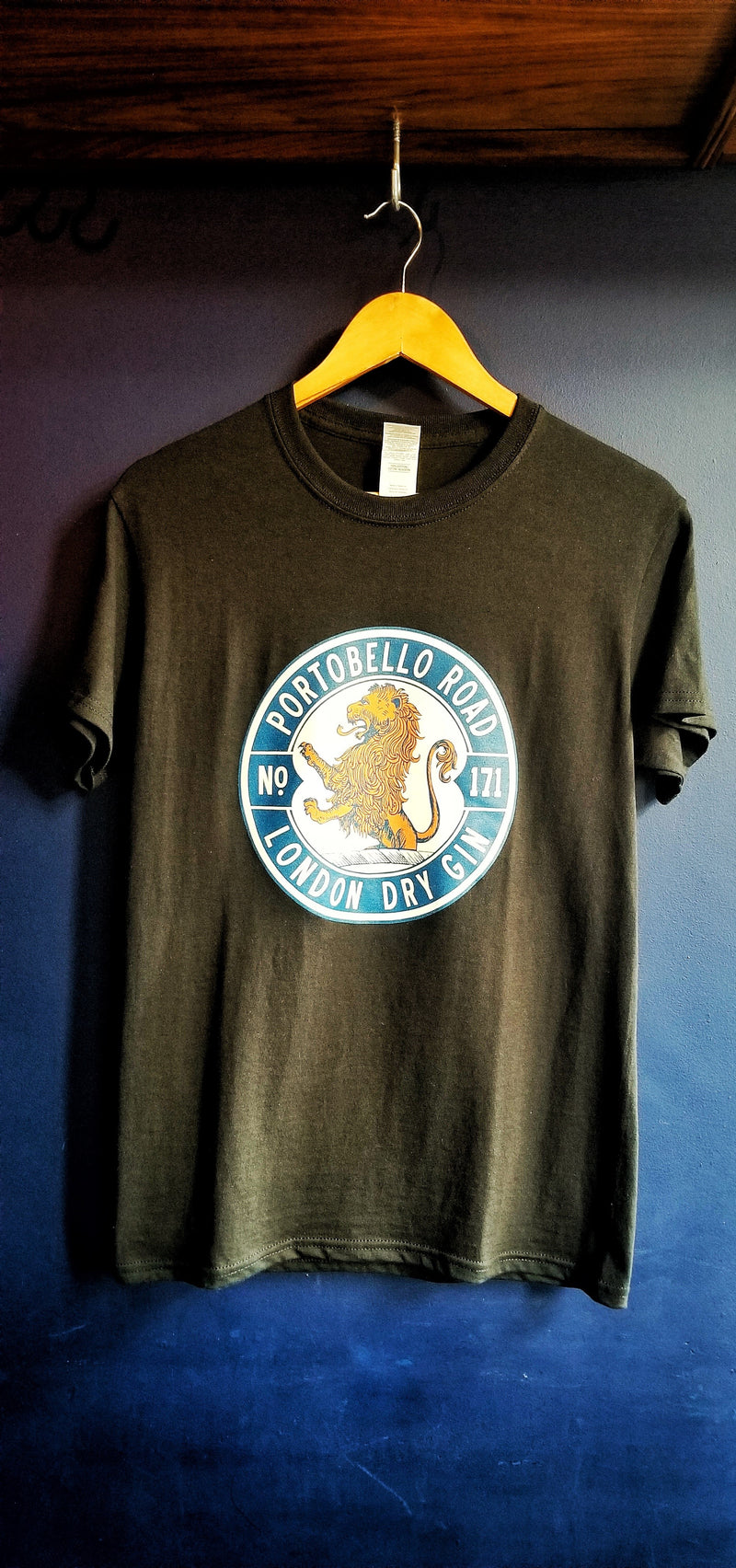 Portobello Road Merch - Logo Tee Shirt - The Distillery London