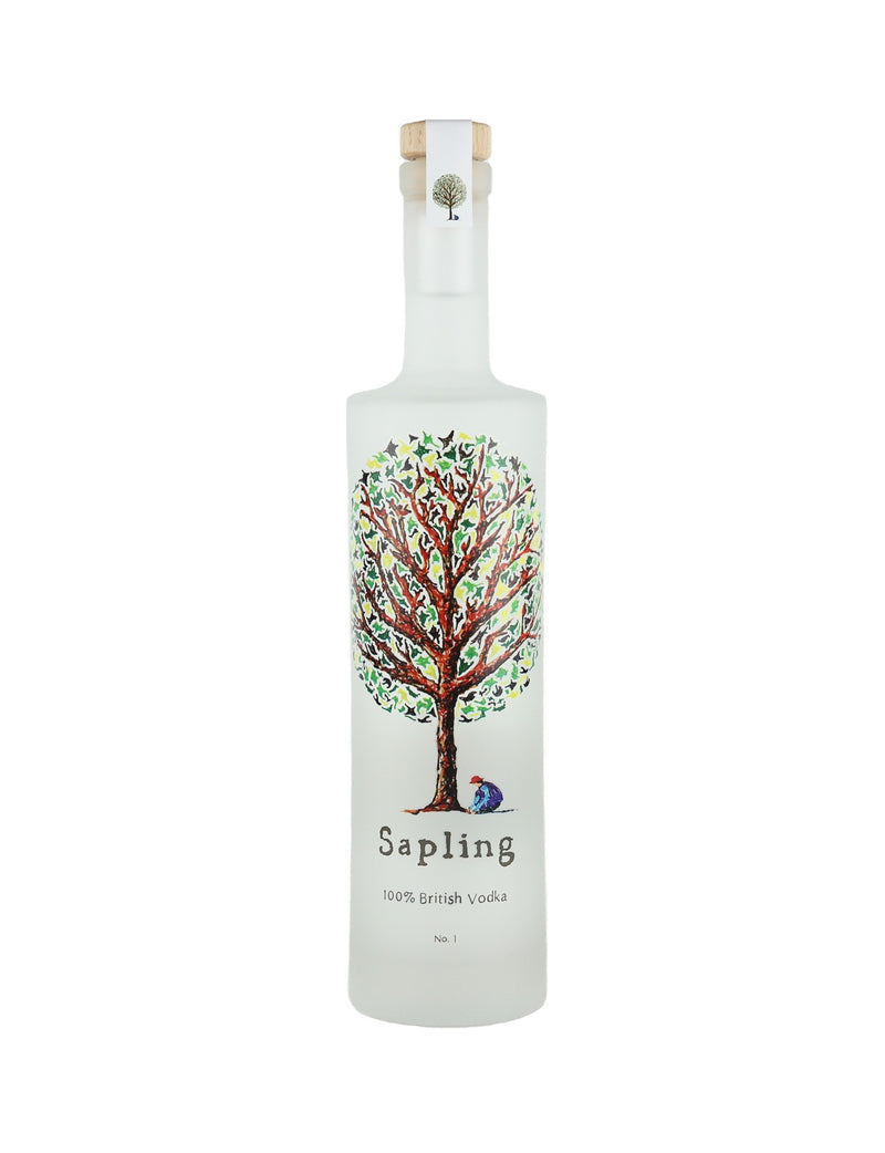 Sapling Spirits Vodka - The Distillery London