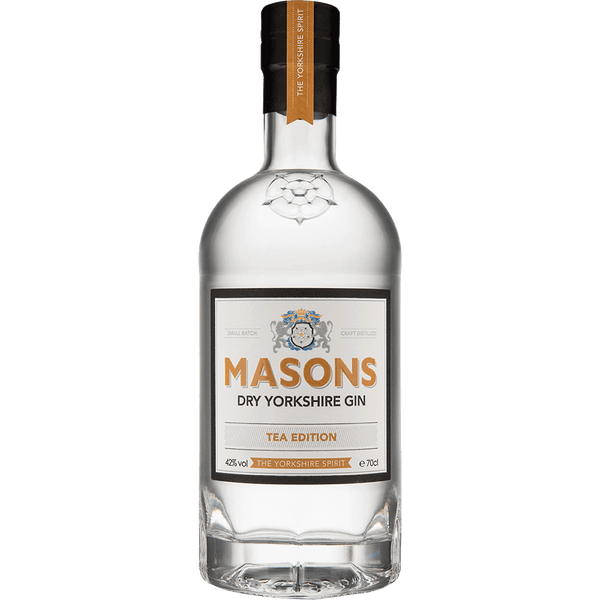 Masons Gin - Yorkshire Tea Edition - The Distillery London