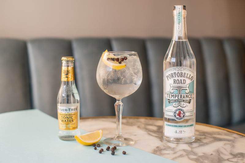 Portobello Road Temperance Spirit