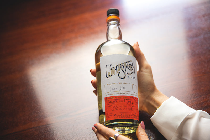 The Whiskey Thing - The Intense One - The Distillery London