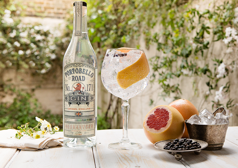 Portobello Road Gin London Dry No. 171 - The Distillery London
