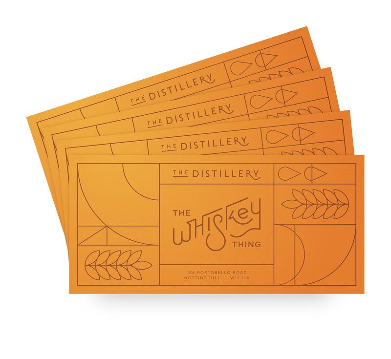 The Whiskey Thing Voucher - The Distillery London