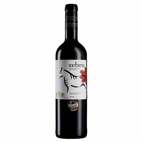 Zebro Organic Red Blend, Portugal