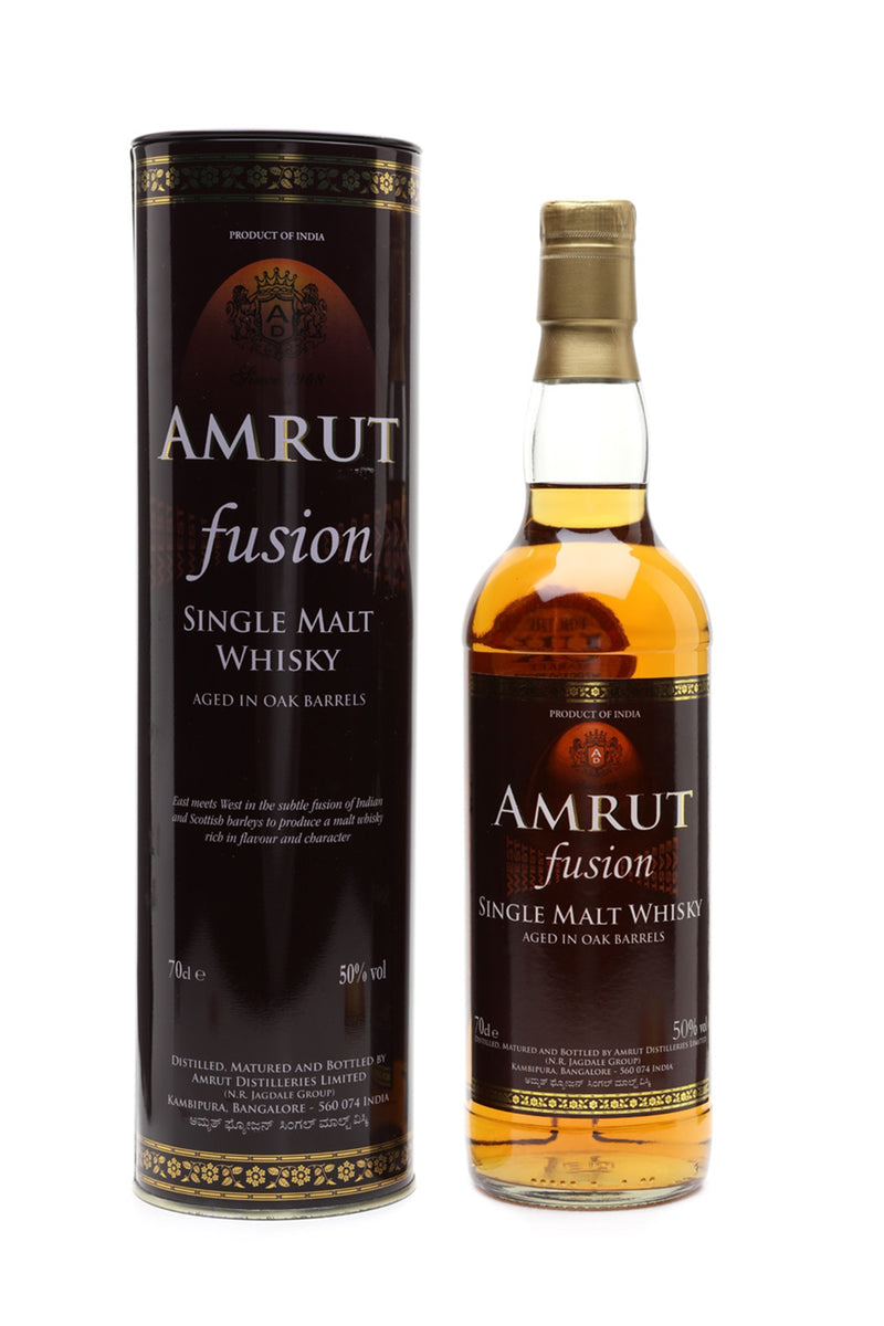 Amrut Fusion - The Distillery London