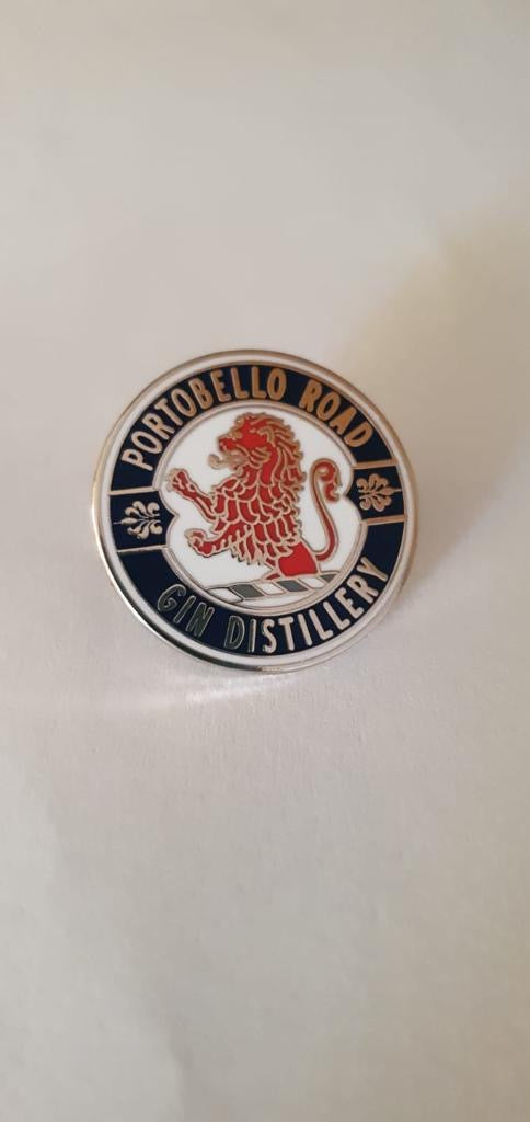 Portobello Road Merch - Pin Badge - The Distillery London