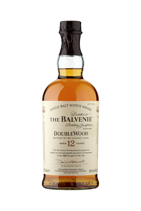 The Balvenie Doublewood 12 Single Malt Scotch Whisky