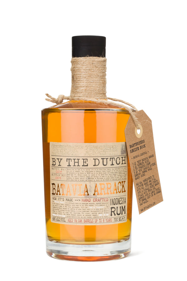 By The Dutch Batavia Arrack Rum