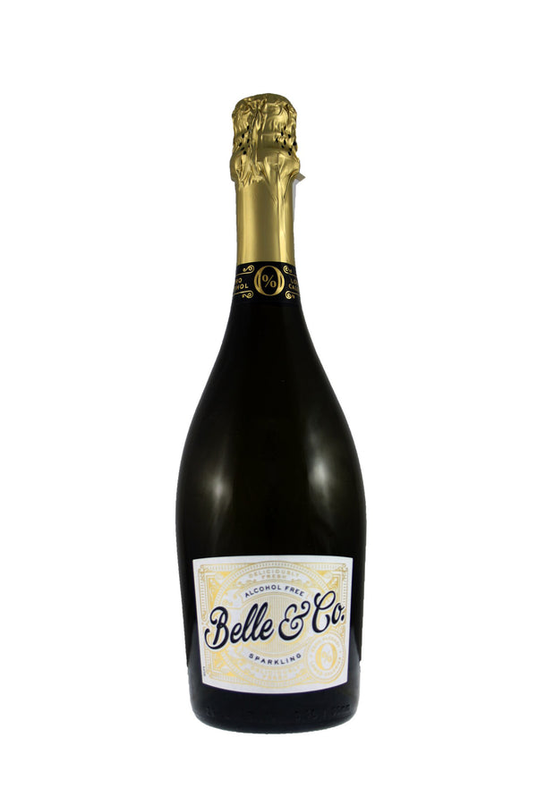 Belle & Co Non-Alcoholic Sparkling Wine - The Distillery London