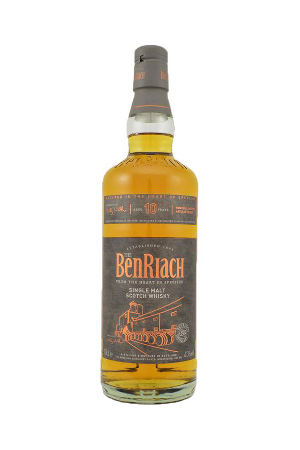 BenRiach 10 Years Old Single Malt Whisky