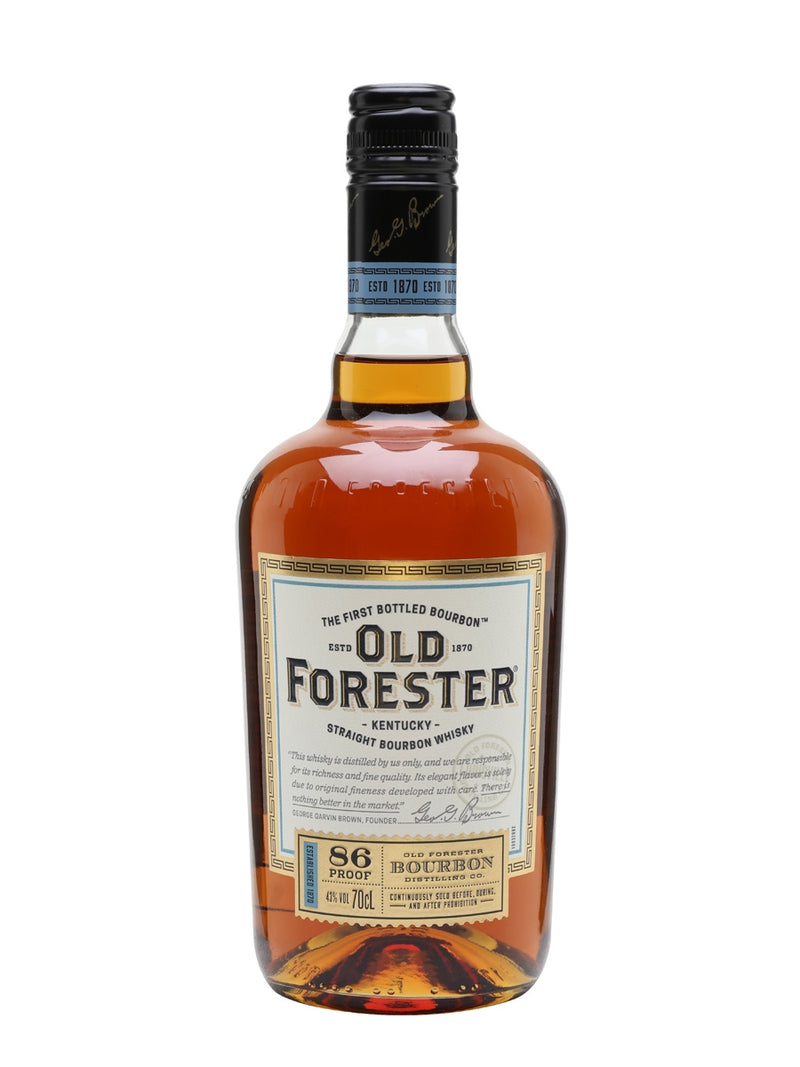 Old Forester Bourbon - The Distillery London