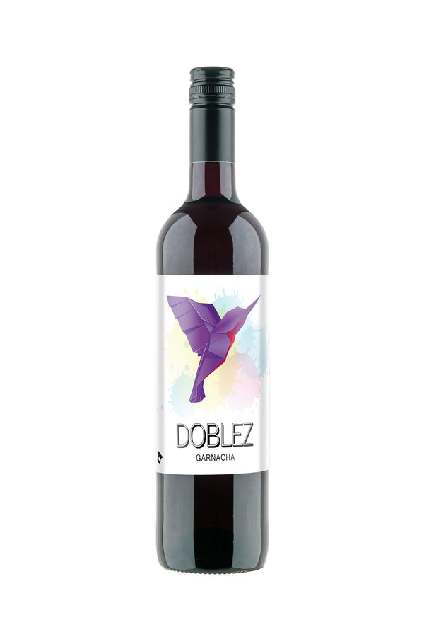 Doblez Garnacha, Organic, Spain - Vegan - The Distillery London