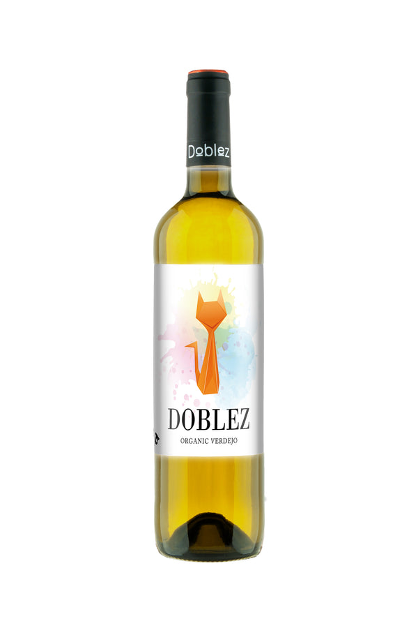 Doblez Verdejo, Organic, Spain - Vegan - The Distillery London
