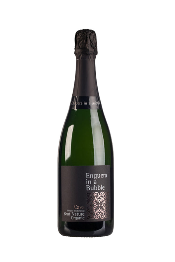 Enguera 'In a bubble' Organic Cava, Spain - Vegan