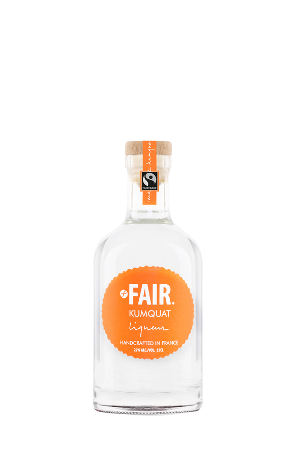 Fair. Kumquat Liqueur - The Distillery London