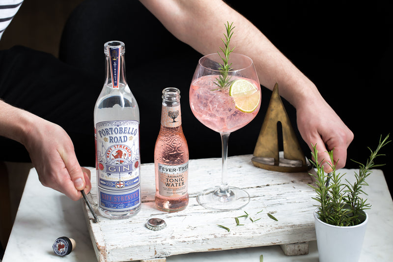 Fever-tree Aromatic Tonic 200ml x12 - The Distillery London