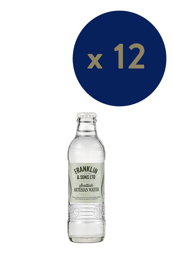 Franklin & Sons Scottish Artesian Water