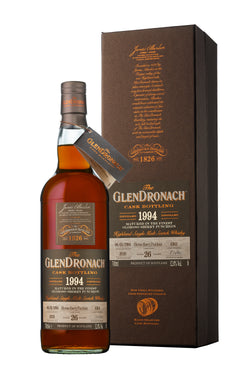 GlenDronach 26 year old 1994 Cask #4363 Batch 18