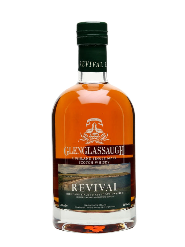 Glenglassaugh Revival Single Malt Scotch Whisky
