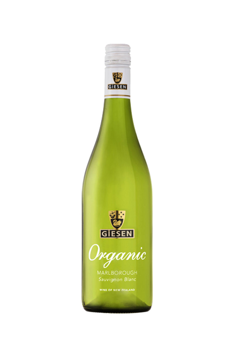 Giesen 'Organic' Sauvignon Blanc, New Zealand - Vegan - The Distillery London