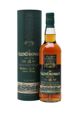 GlenDronach 15 Year Old Revival - The Distillery London