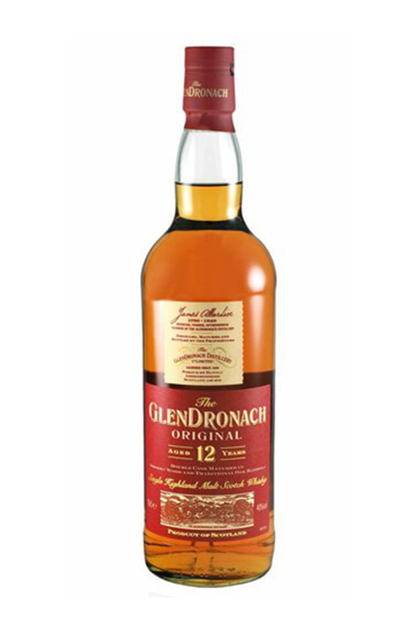 The GlenDronach Original 12 Years Old Whisky