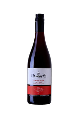 La Marouette 'Organic' Pinot Noir, France - Vegan - The Distillery London