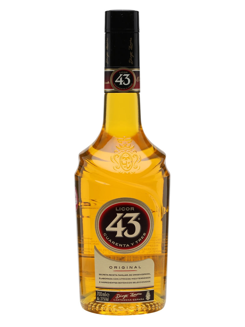 Licor 43 Liqueur - The Distillery London