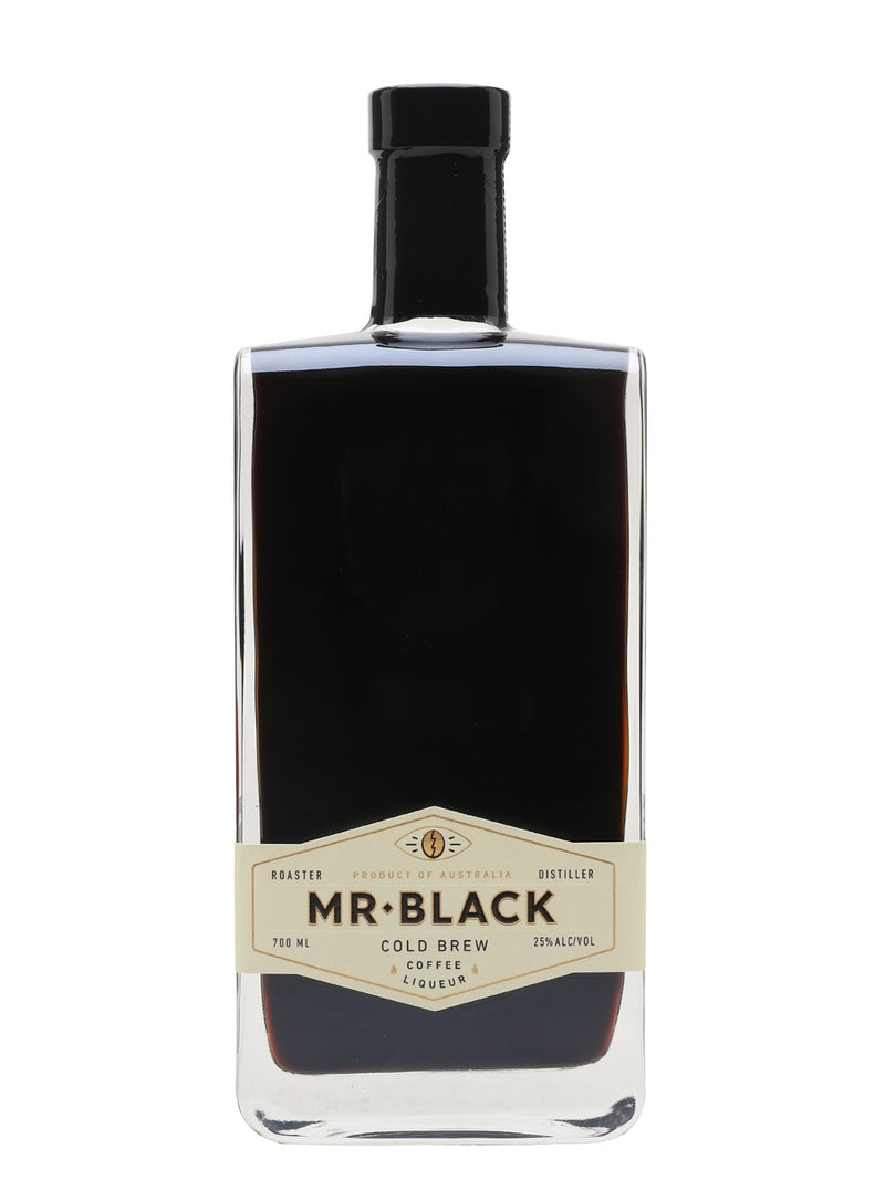 Mr Black Cold Brew Coffee Liqueur - The Distillery London