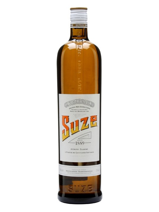 Suze Liqueur - The Distillery London