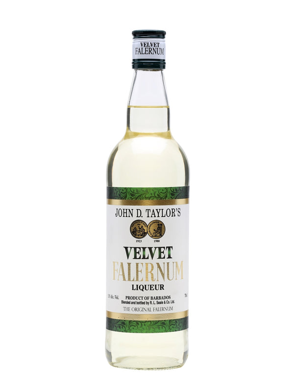 Velvet Falernum Liqueur - The Distillery London