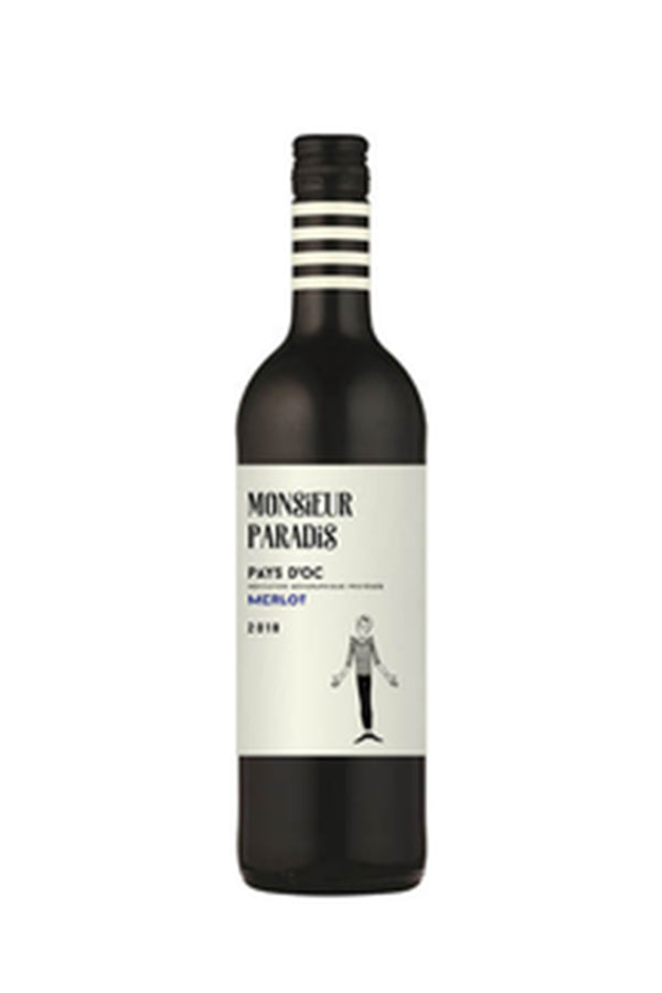 Monsieur Paradis Merlot, France - The Distillery London